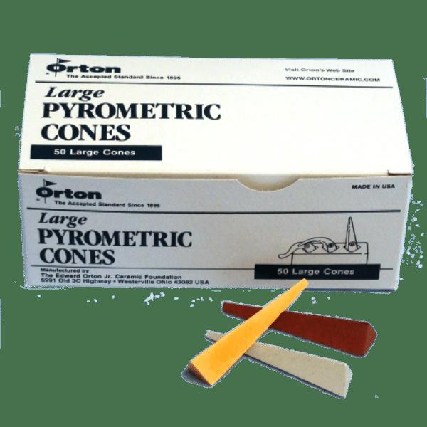 Large Pyrometric Cones (LRB)
