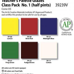 Teacher's Palette No.1
