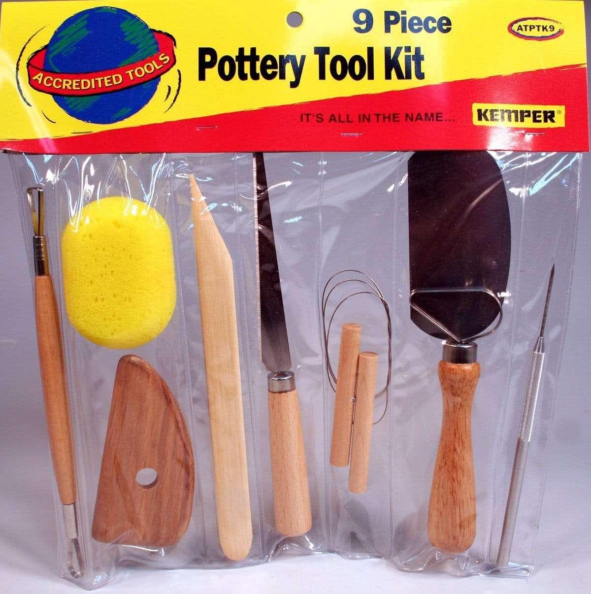 9 Piece Tool Kit