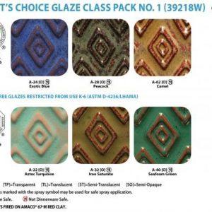 Artist Choice Glaze