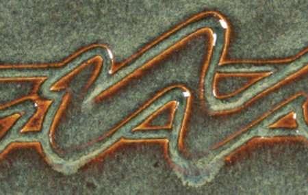 PC-33  Pt  Iron Lustre