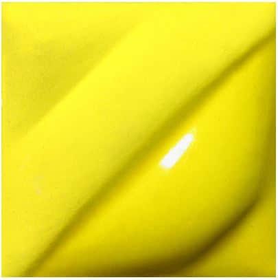 V-391 Intense Yellow Underglaze